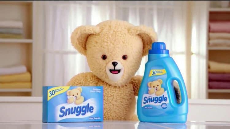 Free Snuggle Laundry Product