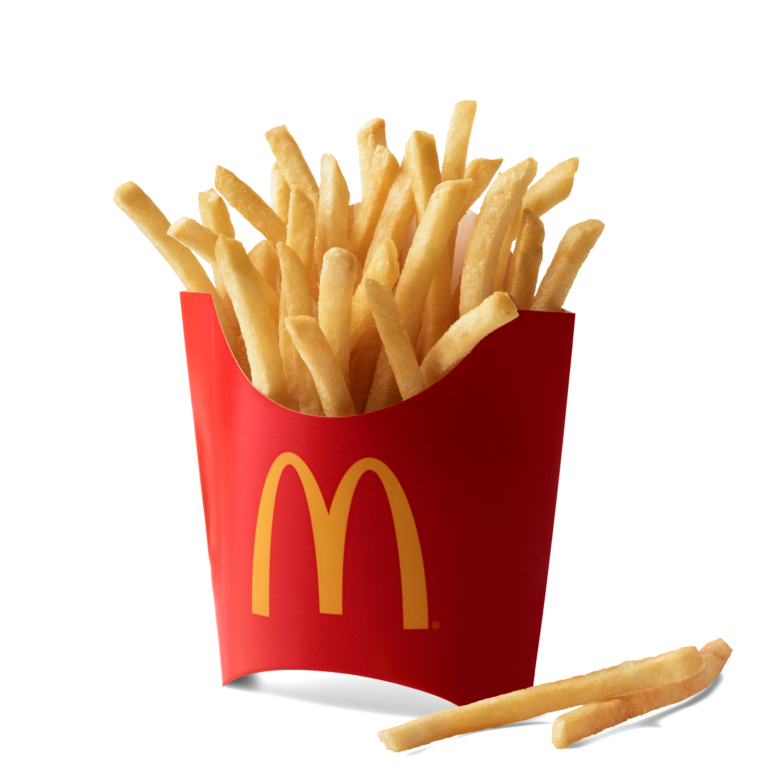 Free McDonald's Medium Fries