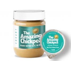 Free Amazing Chickpea Creamy Spread