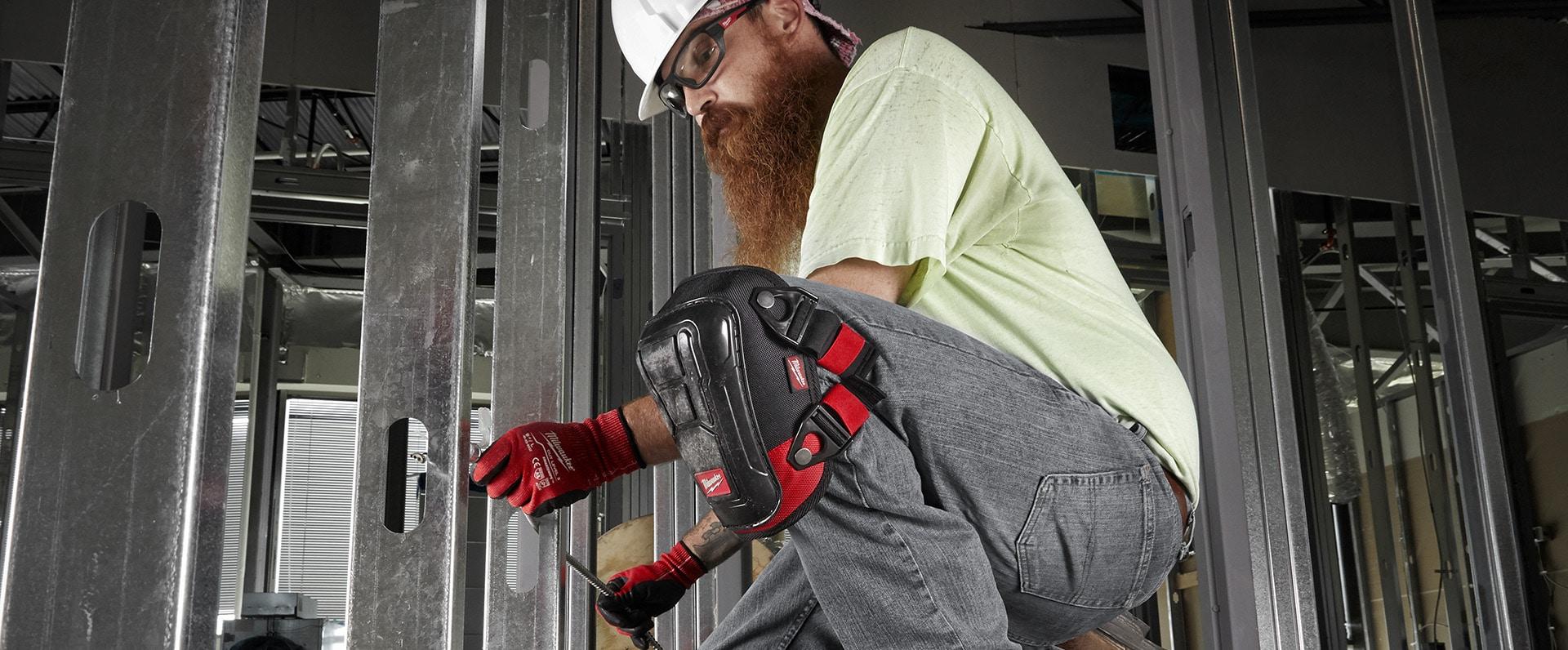Free Knee Pads from Milwaukee Tools