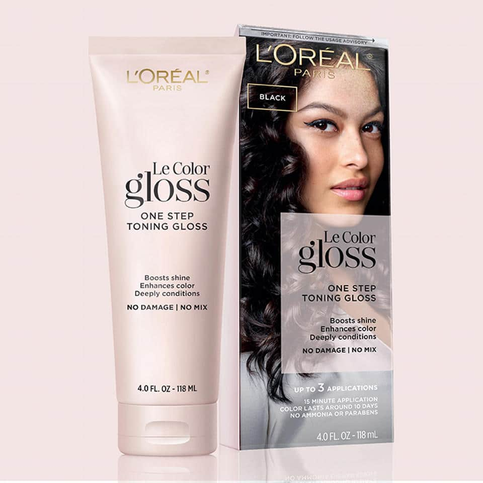 Free L'Oreal Le Color Gloss In-Shower Toning Gloss