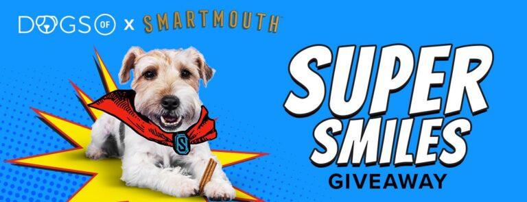 Free Smartmouth Dog Dental Chews