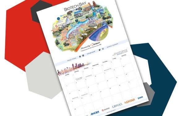 Free BioSpace 2022 Wall Calendar